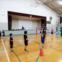 第9回 山北高校小中学生バレーボール練習会報告