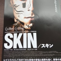 映画SKIN/スキン観てきました