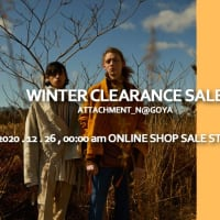 WINTER CLEARANCE SALE - ONLINE SHOP