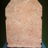 ミュージアム巡り ANCIENT EGYPT カマのステラ
