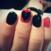 赤×黒×ハート!