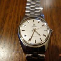 古い腕時計
