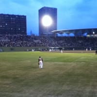 4月19日vs埼玉西武@皇子山生観戦
