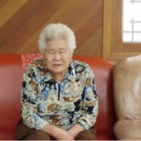 元慰安婦被害者、李玉善(イオクソン)さんの証言〜神戸女学院大学石川ゼミ韓国旅行・「ナヌムの家」訪問、2007年9月10日~13日・・・・・取材同行記②