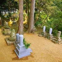 十五世墓を歴代住持職墓所へ移転