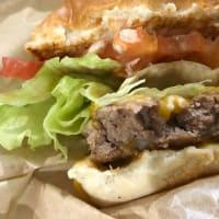 ウェンディーズ・ファーストキッチン富山ファボーレ店で、USAハンバーガー。