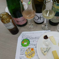 本日の 『ワインとチーズのマリアージュ』のクラス