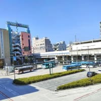 大井町線の終点駅 溝の口駅