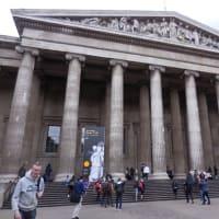 甥っ子の希望で、British Museumに行ってきました。