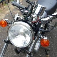 APE100 ライトケース交換