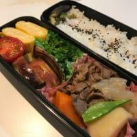 今日のお弁当、東京五輪大丈夫か、義母の病院、買い物