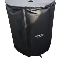 500リットル 袋型雨水タンクを発売開始します。 18000円(税込み、送料込み)
