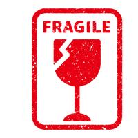 fragile のはなし
