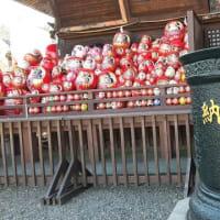 高崎達磨寺と神川の鏡岩