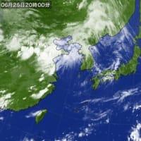 北からのエネルギー雲の引き寄せ