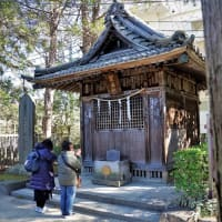 弥勒寺音八さんの蘭亭曲水の宴。笠間神社。