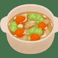 腸内細菌を整える根菜スープ