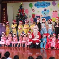クリスマス誕生会