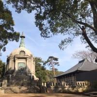 中山法華経寺・奥の院を訪ねる