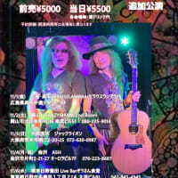HELL VOICE HELL GUITAR 5th anniversary TOUR 2019 追加公演