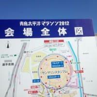 青島太平洋マラソン2012