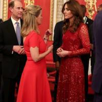 ケンブリッジ公爵夫妻主催のレセプション