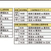 2019 サマーリーグ in 新潟