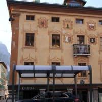 北イタリア湖水地方とドロミテ:(15)ドロミテ観光の中心コルチナ・ダンペッツオ