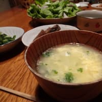秋川牧園の とりがらスープ