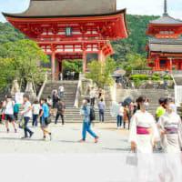 今ならば支那人、朝鮮人がいない京都となれば