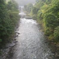8月05日 亀尾島川と那比川で鮎釣り!