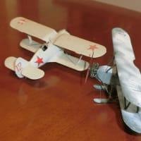 PO-2/U-2 夜間軽爆撃機 1/72 ICM