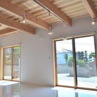 北方の家 完成の模様 ・・・ 新築住宅 エアサイクルの家 No.1