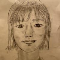 似顔絵描いてみた。