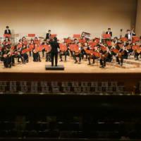 第35回米子マンドリンオーケストラ。