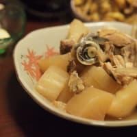 旬の野菜を味わう ヒラマサ大根