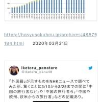 日本人じゃない感染者が増えてるんです!これ大問題では