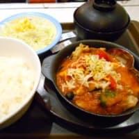 松屋『カチャトーラ定食』