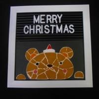 リピータ―さん教室とハロウィンとクリスマスのサンプル