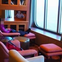 9、ゆったり巨大客船からの手紙:クルーズの説明など。  アラスカ・クルーズツアー。