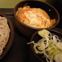 【グルメ】【立ち食いそば】ゆで太郎のそばは美味しい The Soba Noodle Stand Yudetaro, Japan