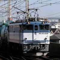 JR東日本 武蔵野線(貨物)