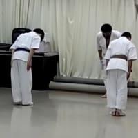 9/28(火)戸田道場、稽古日誌