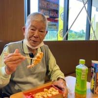 キャンピングカーで親父の故郷の九州大分までプチ旅行 神戸まで来てます