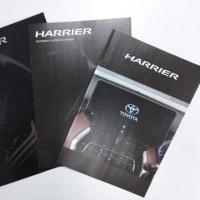 将来的にも有望なモデル新型「ハリアー」の商談はW決算条件で勝負致します!