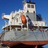 ITFが攻撃し、エストニアでフィリピンのばら積み貨物船を無効にした