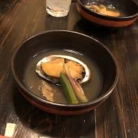 お燗番からの「貝づくし」で幸せ〜 @ ボンゴレ (神戸 元町)