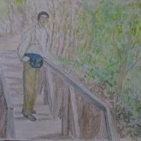 守山の絵画