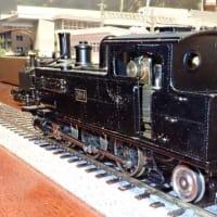宮沢模型の2900形蒸気機関車