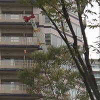 """【nhk news web】   10月14日21:35分、""""""""武蔵小杉 タワマン 地下浸水で停電・断水 高層階も階段利用に"""""""""""